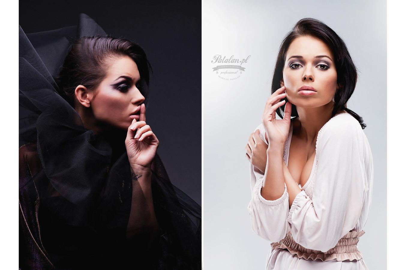 seksowna modelka, zmysłowa sesja, senualna sesja zdjęciowa, piękny portret, zdjęcia w studio, modelka w   spodenkach
