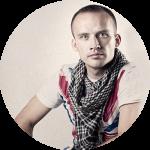 Dyrektor, grafik, fotograf Mariusz Patalan